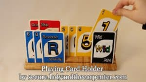 Playing Card holders for sale