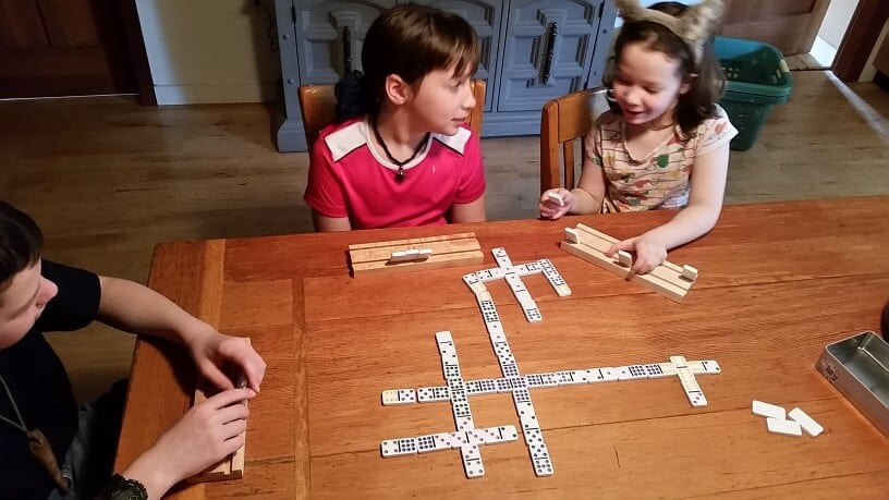 Domino Game Spinners