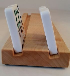 wooden dominos