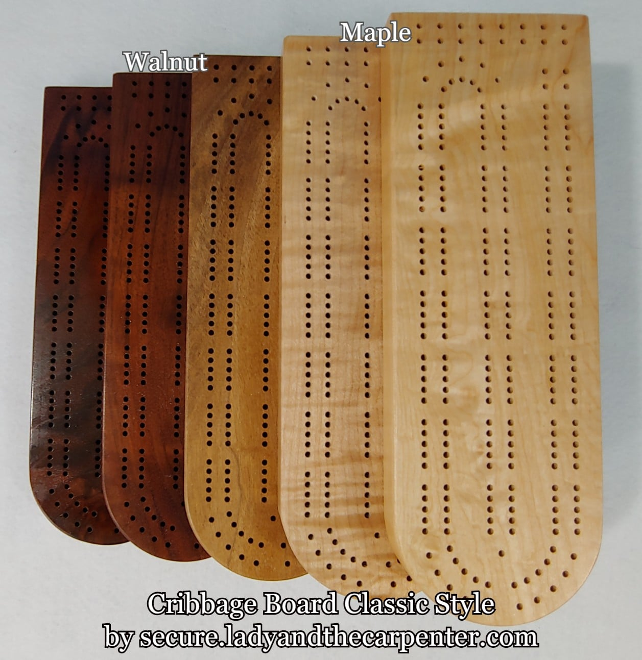cribbage boards