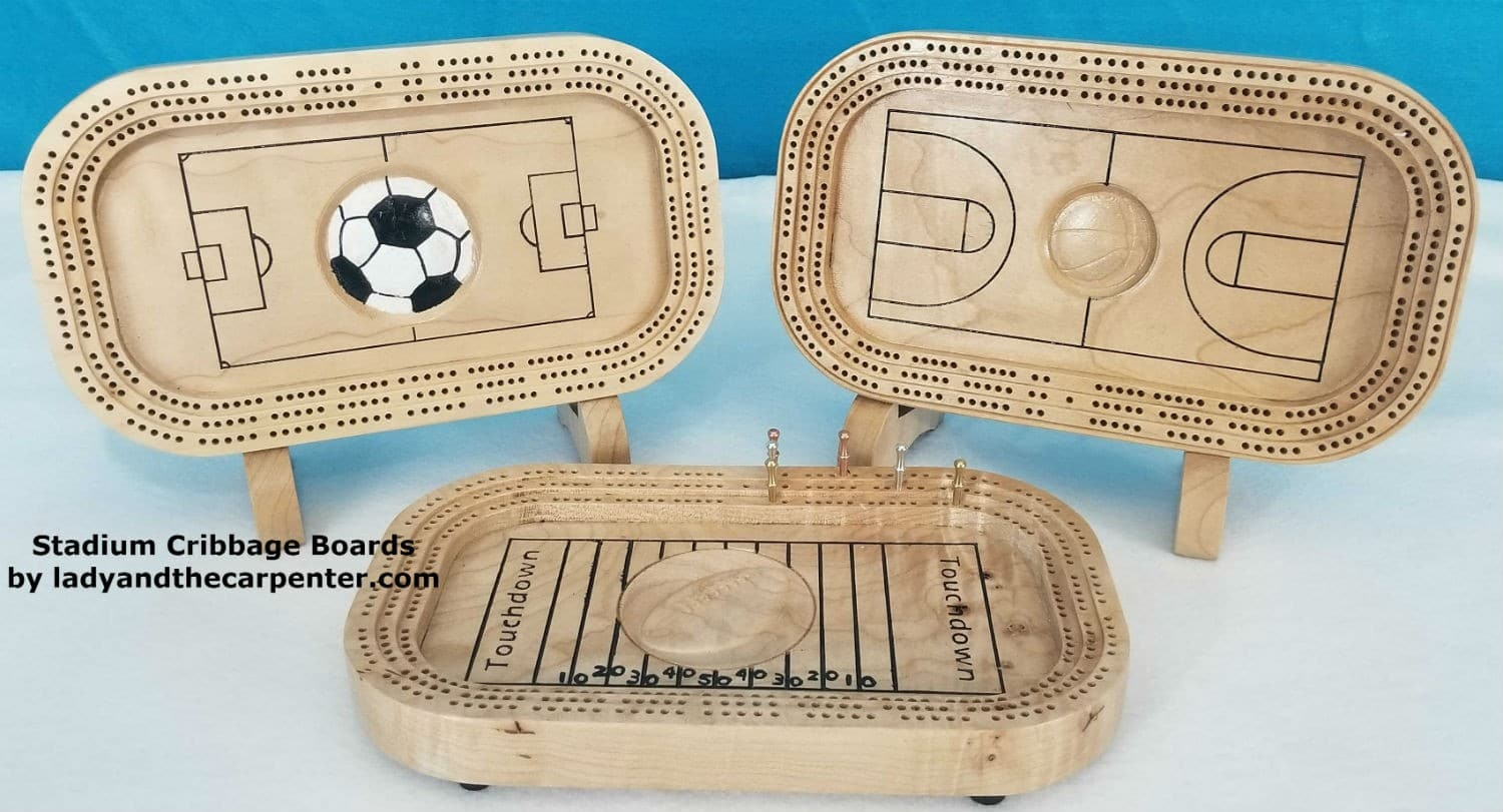 Stadium Cribbage